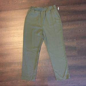 d1f61784c29 a new day Pants - Women s Crepe Paperbag Jogger Pants - A New Day